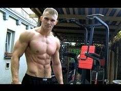 ▶ Home beginner workout for ripped body - YouTube