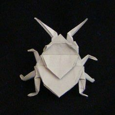 origami beetle and other instructions