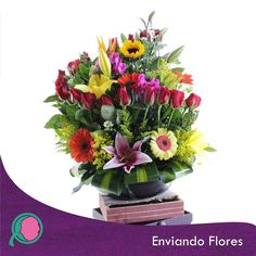 Que tu vida y la de esa personita se llene de flores. #EnviandoFlores #UnHermosoDetalle #UnaOcasionEspecial #Flores #ArreglosFlorales #CanastasFlorales  Visita nuestra página: http://ift.tt/28ZnP63