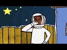 liedje muziek en dans Schooltv  Maanlied   Naar de maan