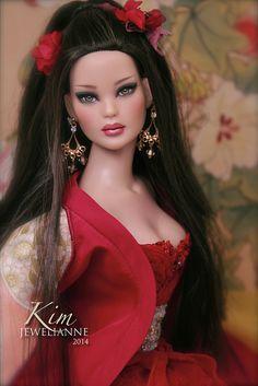 Kim 4567 | Jewelianne Repaints | Flickr
