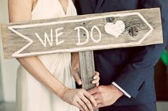 Rustic Wedding Signs | who can custom create a wood rustic wedding sign for your special day ...