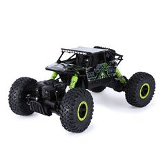 High Speed RC Car 2.4G 4CH 4WD Rock Crawlers Drive Bigfoot Car Remote Control Car Model Off-Road Vehicle Toy Driving Cars Gifts