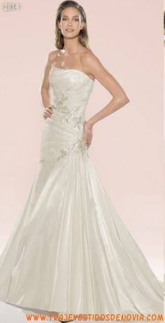 2814  Vestido de Novia  Atelier Diagonal