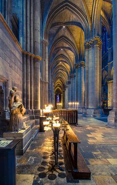 Cathédrale de Reims - Notre Dame Cathedral, Paris