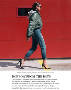 Love this article in The EDIT magazine! The EDIT is the ultimate modern, shoppable fashion magazine by NET-A-PORTER, the world's premier online luxury fashion destination. Available now in the App Store and Google Play. http://appstore.com/theeditbynetaporter