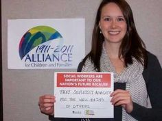 Social Workers are Important Because....