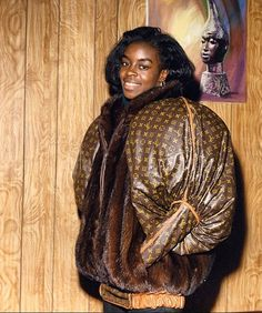 Dapper Dan made a killing with his knockoff business in the '90s in Harlem. His downstairs store on East 125th Street was often visited by Run-D.M.C., LL Cool J, and Public Enemy, who all wore his wares on-stage, introducing the LV monogram to a new demographic of shoppers.