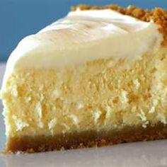 5 minute-4 ingredient no bake cheesecake... it's not totally like cheesecake. I'd add key lime juice instead of lemon and turn it into a keylime pie.