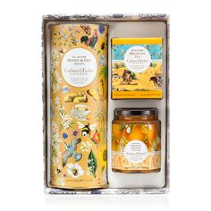 <p>Start your day with this perfect brunch selection.  Our Specially At Breakfast set contains delicious Honey and Oat Biscuits, robust but not overpowering English Breakfast Tea and flavoursome Tarocco Orange Marmalade.</p> <ul><li>All Butter Honey & Oat Biscuits 200g</li><li>English Breakfast Tea 20g/ 10 sachets</li><li>Tarocco Orange Marmalade 227g<li>