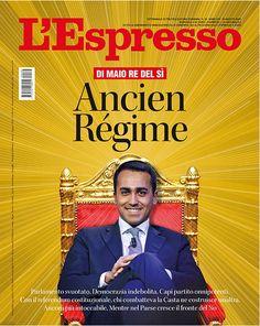 La copertina dell'Espresso in edicola e online da domenica 30 agosto Web E, Espresso, News, Movie Posters, Espresso Coffee, Film Poster, Popcorn Posters, Film Posters, Posters