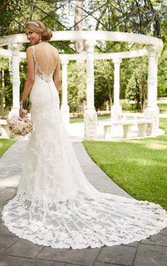 6247 Von der Antike inspiriertes Brautkleid by Stella York