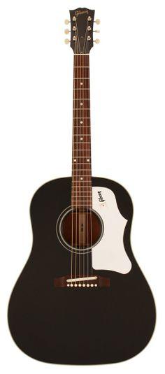 Gibson 1968 Limited Edition J-45 Ebony