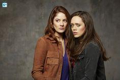 Emily Tremaine as (Natalie) and Daisy Head as (Grace) #Guilt