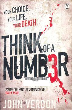 Verdon, John. Think of a number. .London : Penguin, 2010