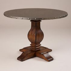 WorldMarket.com: Cooper Round Dining Table