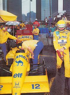 Una FOTO por día, SOLO Formula 1 - Página 66