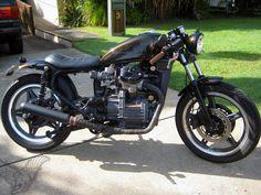 CX500 Honda Brown Bitch