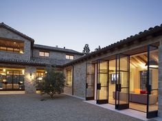 Ken Linsteadt; Stone Maison (New Construction); Fremont, California.