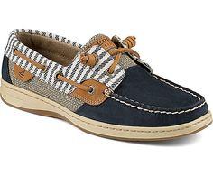 Sperry Top-Sider Bluefish Mariner Stripe 2-Eye Boat Shoe