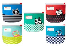 eco ditty featured in Apartment Therapy's Best Reusable Snack & Sandwich Bags for Kids Back to School 2013