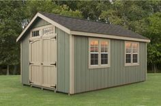 How to choose the right shed for your backyard | Living the Country Life