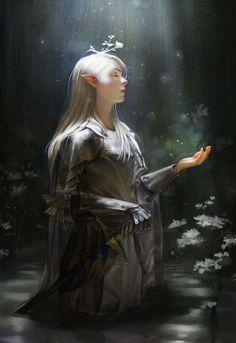 knight by yoonji lee https://www.artstation.com/artwork/aVqwq