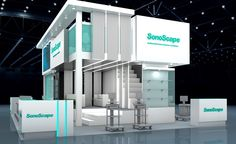 Exhibition stand SONOSCAPE