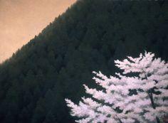 Kaii Higashiyama, one of most famous Japanese painters. Love his work