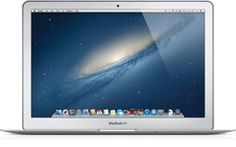 "13"" MacBook Air - 2.0GHz Intel Dual-Core Core i7, 8GB DDR3L SDRAM, 512GB Flash Storage"