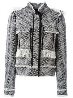 Lanvin Tweed Jacket - Shuga Palace - Farfetch.com
