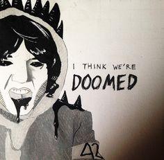 doomed \\ bring me the horizon. by @maya876876