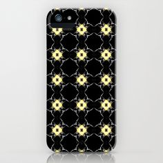 Pattern experiment iPhone Case by AnishaCreations - $35.00