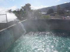 ナパの温泉 Calistoga
