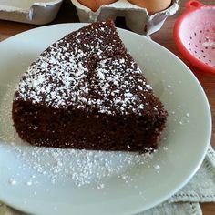 Torta 7 vasetti al cacao sul mio blog http:// blog.giallozafferano.it / lacucinadimarge /
