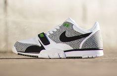 "Nike Air Trainer 1 Low ST ""Safari"" (Detailed Preview Photos) - EU Kicks: Sneaker Magazine"