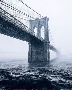 New York Pictures, Nyc, George Washington Bridge, My Happy Place, Brooklyn Bridge, Italy Travel, New York City, Places To Visit, America