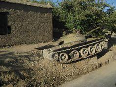 soviet tank Afghanistan