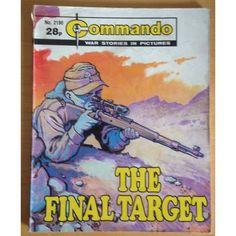 Commando Comic Picture Library #2190 War Action Adventure 2.00