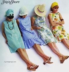 Sixties Fashion, 60 Fashion, Fashion History, Retro Fashion, Fashion Brands, Vintage Fashion, Womens Fashion, Mode Vintage, Vintage Vogue