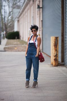 In love with Overalls