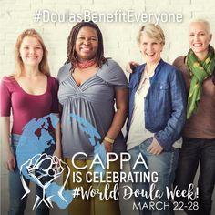 #worlddoulaweek #doulasbenefiteveryone Doula, Celebrities, T Shirt, Tops, Women, Fashion, Moda, Tee, Women's