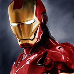 become iron man