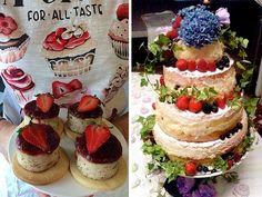 Wedding Cake in Toscana: i CupCake BIO di Dulcinea