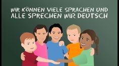 Videos für DAZ-Eltern - in verschiedenen Sprachen