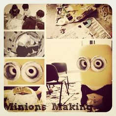 This is how minions made by #emergeMINT for @emergekl #emerge2012 FTM!!!