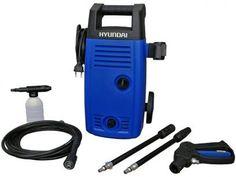 Lavadora de Alta Pressão Hyundai HYPW70 - 1500 Libras Mangueira 5,1m Aplicador de Detergente com as melhores condições você encontra no Magazine Rosinalvagarcia. Confira!