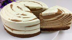 Tolle Desserts, Vanilla Cake, Cheesecake, Baking, Youtube, Recipes, Cakes, Food, Cake Ideas
