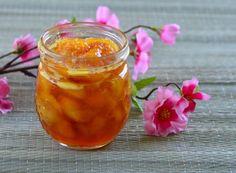 Nektarinky v karamelovom náleve Rum, Cantaloupe, Pudding, Desserts, Food, Tailgate Desserts, Deserts, Custard Pudding, Essen