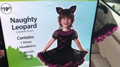 How Sexy Stole Naughty: Does This Costume Sexualize Little Girls? (click thru for analysis)